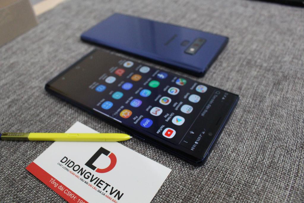 6fca1476a Review Samsung Galaxy Note 9 + Ficha Técnica - Conheça agora!